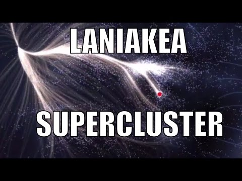 LANIAKEA - Our Own Supercluster - Space Engine