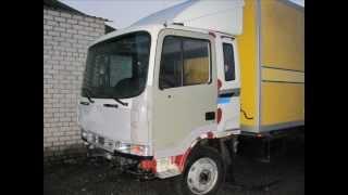 Ремонт вантажівки Hyundai HD 120 (СТО р. Кременчук)