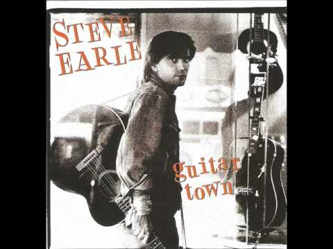 Steve Earle - Goodbye's All We've Got Left (HQ) Sound
