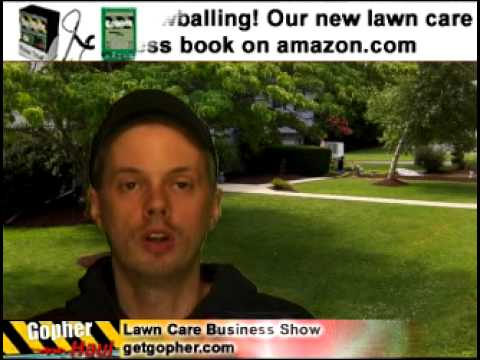Living the lawn care lifestyle 3 new clients and get for Care for new sod