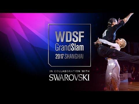 Gorodilov - Bergmannova, EST   2017 GS Final Latin Shanghai   R1 J   DanceSport Total