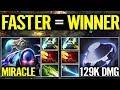 MIRACLE ARC WARDEN - VS - GOD TINKER || 100% Cancer Magic War Dota 2