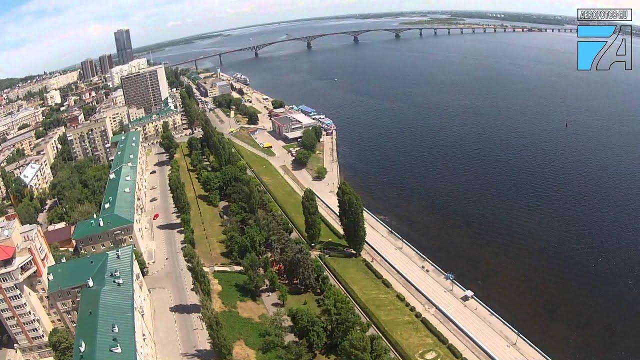 саратов фото мост