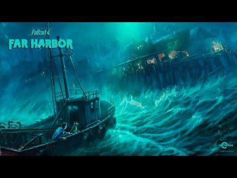 Fallout 4 - Far Harbor DLC LIVE!