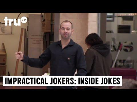 Impractical Jokers: Inside Jokes - Murr's Bad Reaction | truTV