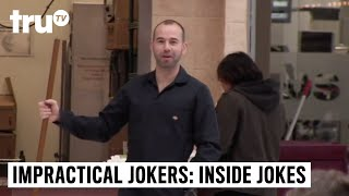 Impractical Jokers: Inside Jokes - Murr's Bad Reaction | truTV