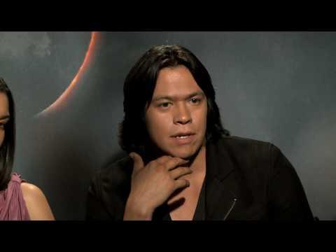 NEW Twilight Eclipse Interview HD: The Wolf Pack - Chaske Spencer, Alex Meraz, Julia Jones