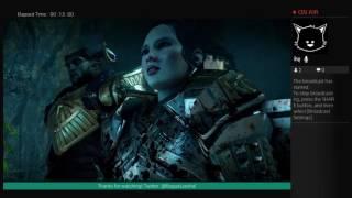 Lyeshal Live - PS4 Dragon Age:Inquisition The Descent DLC