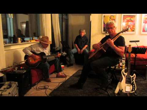 Lady Jane The Rolling Stones Instrumental Cover w/ 2 Acoustic Guitars & Cajon