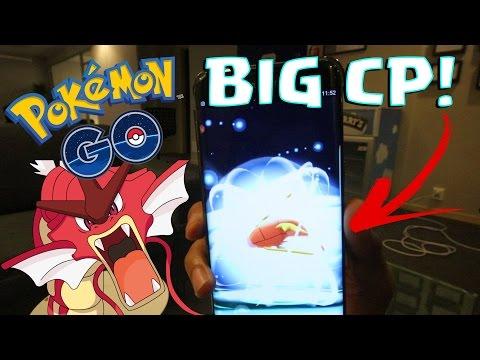 WORLDS HIGHEST EVER CP GYARADOS!? | Pokemon Go | MAGIKARP EVOLVES INTO CRAZY GYARADOS