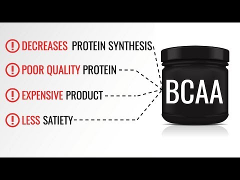 The TRUTH About BCAA's (How They May Be Harming Your Gains)