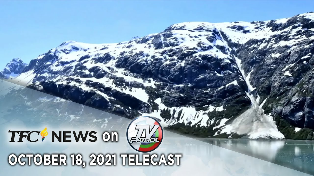 Download TFC News on TV Patrol | October 18, 2021