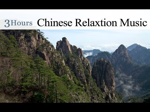 ★ 3 Hours ★ The Best Chinese Relaxation Music (Bonus track Version) for Zen, meditation