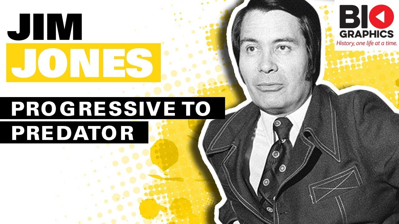 Jim Jones Biography: Progressive to Predator
