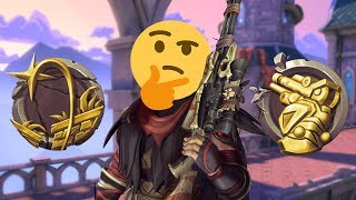 Unauthorized Use or Crackshot? | Paladins Strix Gameplay