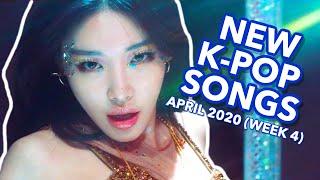 Baixar NEW K-POP SONGS | APRIL 2020 (WEEK 4)