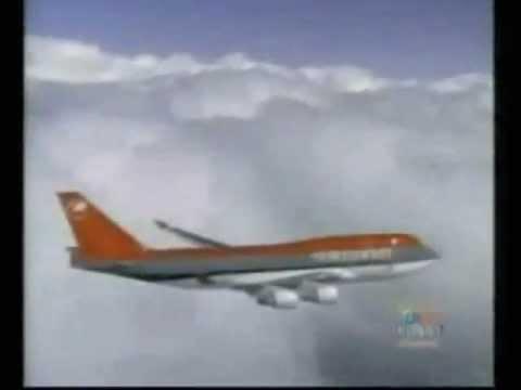 Cruising speed of a Boeing 747-8 passenger jet