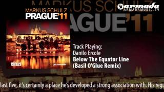CD1 - 11 Danilo Ercole - Below The Equator Line (Basil O
