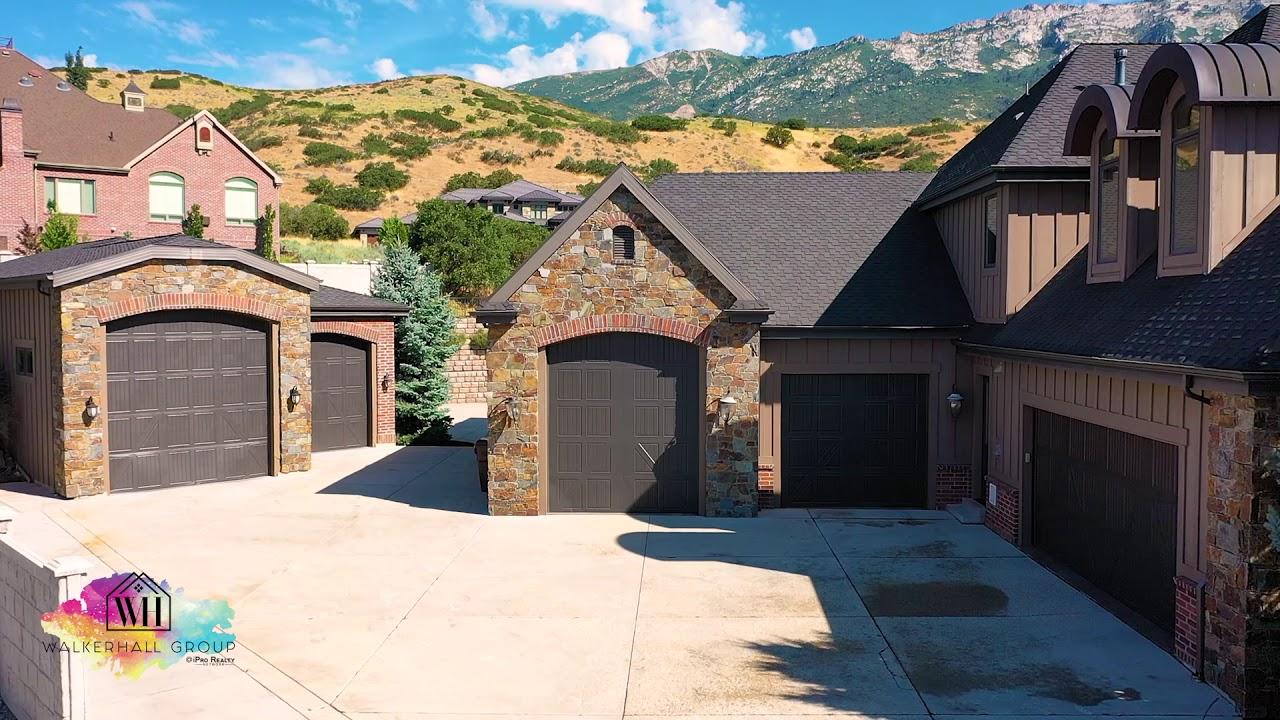 Stunning Alpine Home For Sale - 1285 N Heritage Circle - Utah Luxury Home