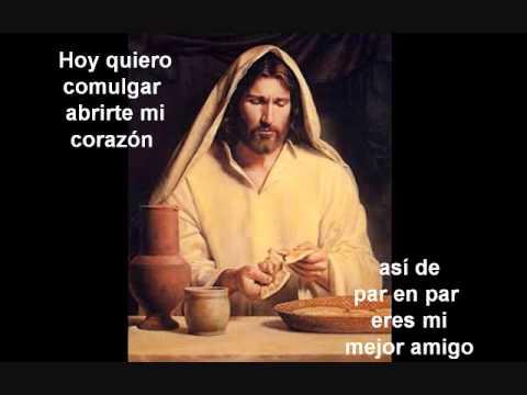 Jesus amigo (con letra).wmv