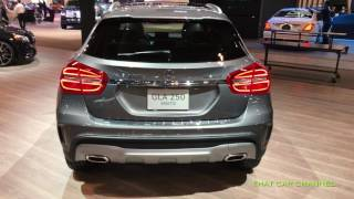 2017 Mercedes GLA 250 4Matic - Exterior and Interior - Walkaround 4K