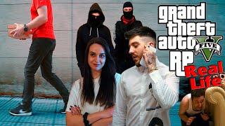 Tonik Ikonik GTA RP Real Life (Αποκριά 2021 special βίντεο)