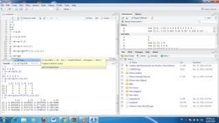 Tesis & Econometría: Introducción al programa R o R Studio