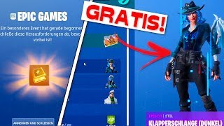 BONUS TASKS NOW! | Fortnite FREE STILE for SKINS!