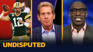 Skip & Shannon react to recent report on Aaron Rodgers wanting out as Packers' QB I NFL I UNDISPUTED