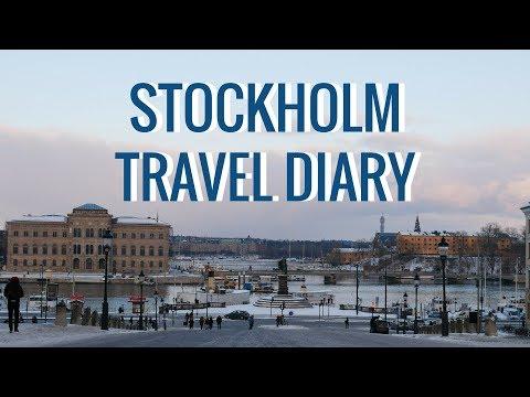 Stockholm, Sweden Travel Diary 2018