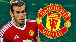 Buy Gareth Bale? Sell De Gea? MANCHESTER UNITED Transfer Talk with Statman Dave