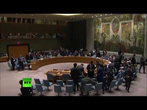 Экстренное заседание Совбеза ООН — LIVE