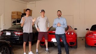 JR Garage EXPOSED (for being great dudes)