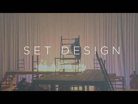Jane Eyre: Set Design