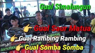 Gondrang Simalungun Gual Saur Matua - Gual Rambing Rambing pakon Gual Somba somba