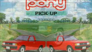 Hyundai Pony Pick Up