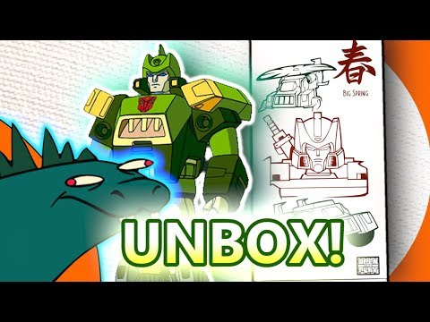 Big Spring Open and Play Third Party Transformers UNBOXING!