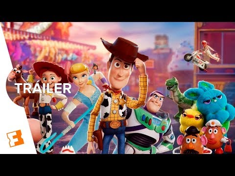 Toy Story 4 Trailer Final Sub Espanol Youtube