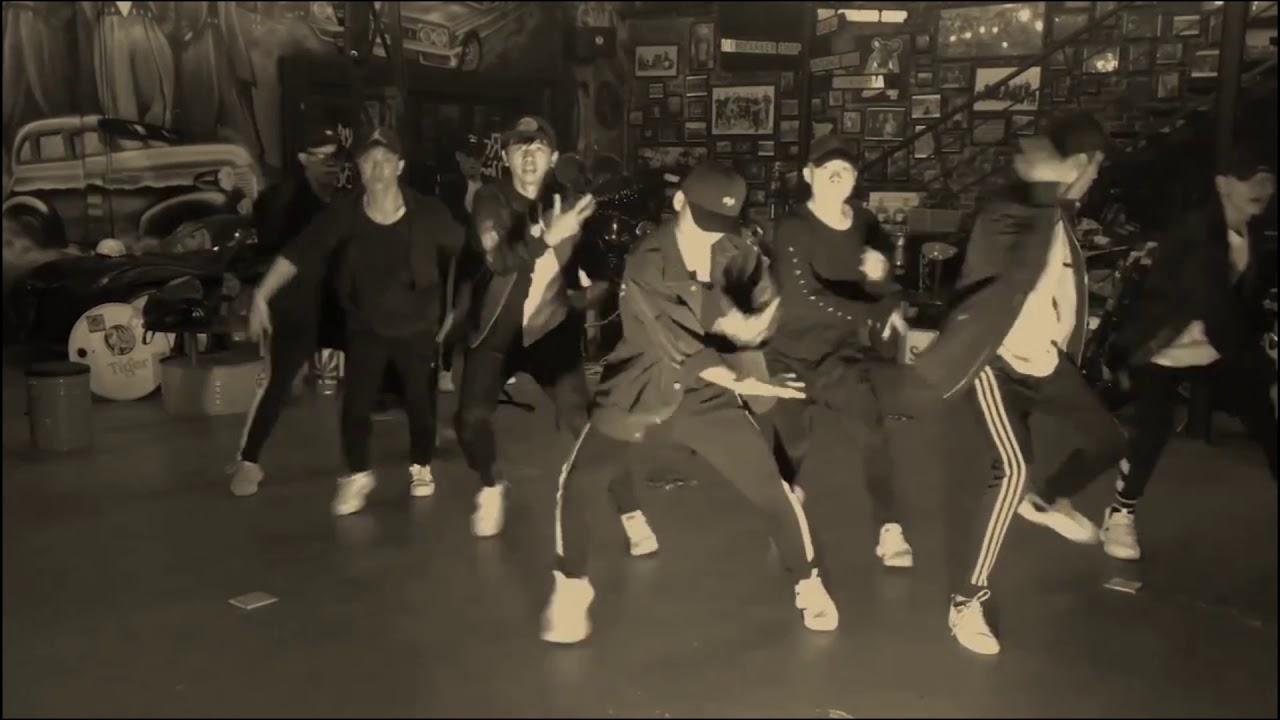 Gangz Crew _ Hipfest Showcase Hà Nội