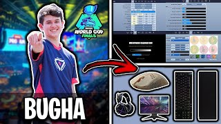 *ALL ABOUT BUGHA* PERIFYRIC AND MORE DPI SETTINGS SENSIBILITY in Fortnite