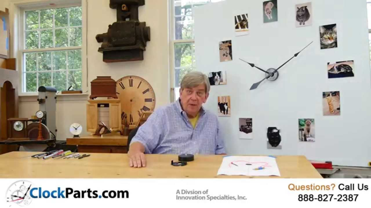 How to build a large photo wall clock build your own clock youtube amipublicfo Gallery