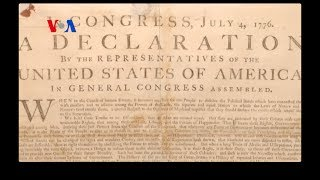 Declaration of Independence - An
