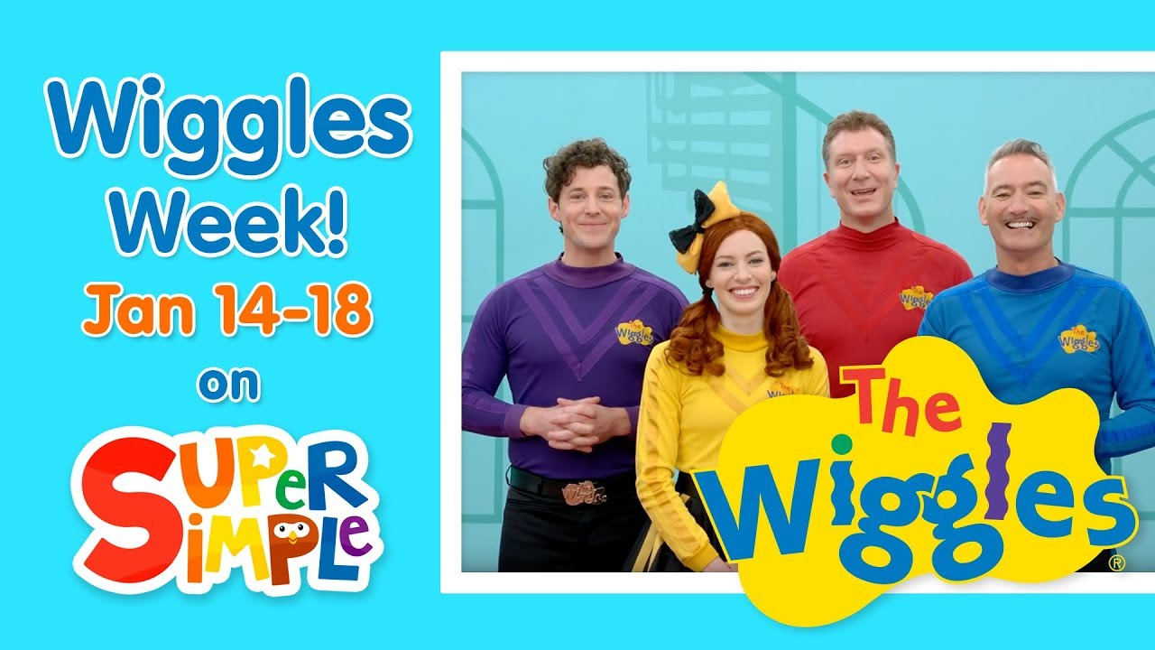 Get Ready for Wiggles Week with Super Simple!