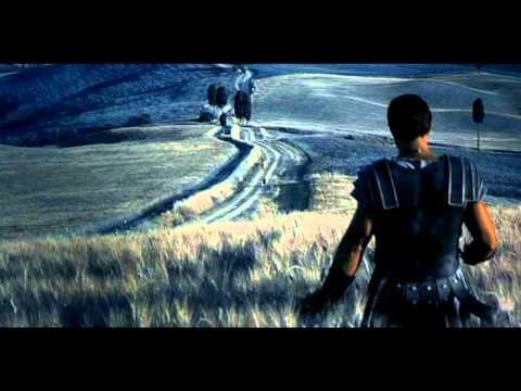 "Gladiator Soundtrack : ""The Wheat""."
