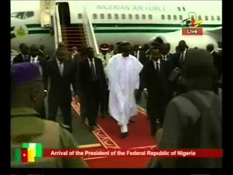 CAMEROON-INFO.NET: VISITE DU PRESIDENT NIGERIAN M. BUHARI A YAOUNDE - 29/07/2015