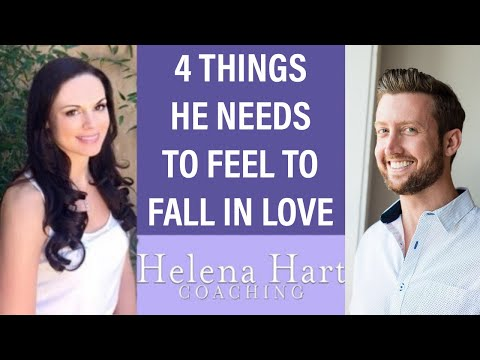 4 Things A Man Needs To FEEL In Order To Fall For You (Make Him See You As Relationship Material!)