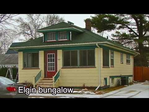 Elgin Bungalow Thematic Historic District