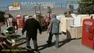 LOS RESTAURADORES #95 - EN BUSCA DE UN SOFA.