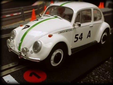 Scalextric: Volkswagen Beetle – Bathurst 1963 – C3745