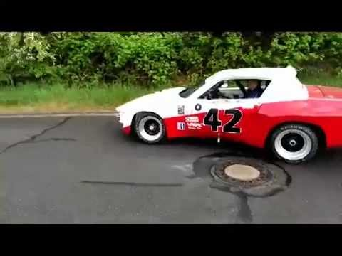 Canadian Group 44 IMSA TR8 arriving home - Sound!